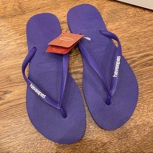 NWT Havaiana's Sandals/Flip Flops